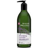 Organics Hand & Body Lotion - Lavender 355ml/12oz | Beauty Wellbeing