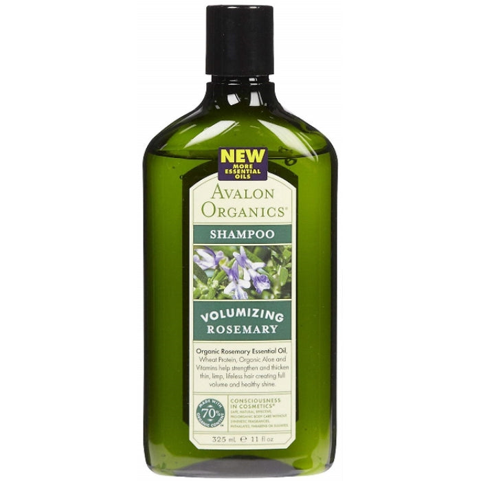 Organics Volumizing Rosemary Shampoo 325ml/11oz