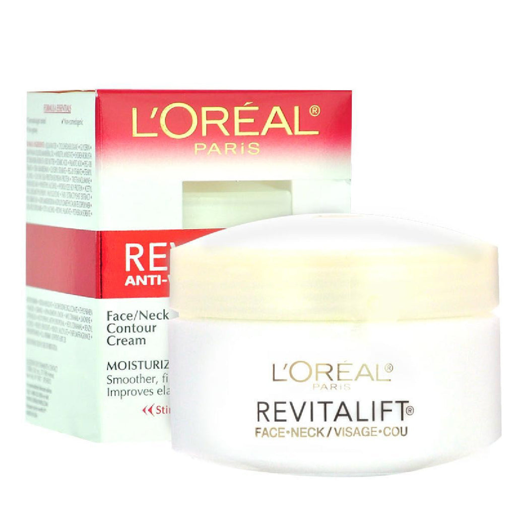 Revitalift Anti-Wrinkle & Firming Moisturizer For Face & Neck | Beauty Wellbeing