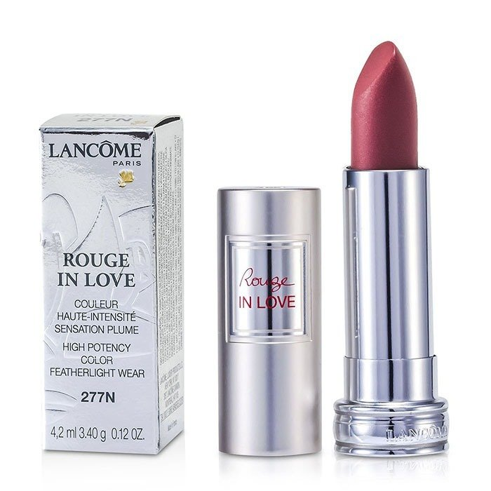 Rouge In Love High Potency Color Lipstick - # 277N Violine Lamee | Beauty Wellbeing