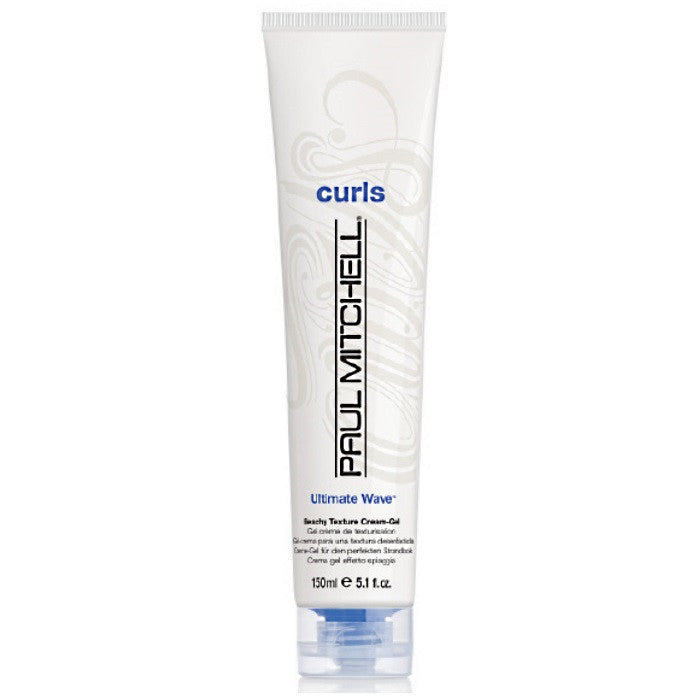 Paul Mitchell Curls Ultimate Wave Texture Cream Gel 5.1oz Beauty Wellbeing