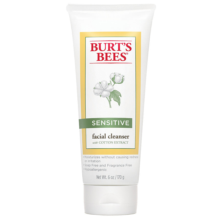 Burt's Bees Sensitive Facial Cleanser | Beauty Wellbeing