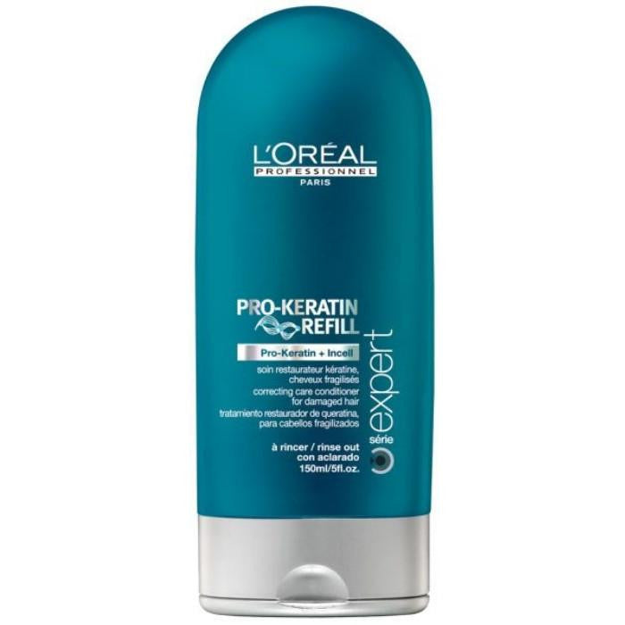 L'Oreal Professional Serie Expert Pro-Keratin Refill Correcting Care Conditioner / Conditioner | Beauty Wellbeing