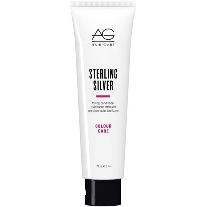 AG Hair Cosmetics Sterling Silver Toning Conditioner | Beauty Wellbeing