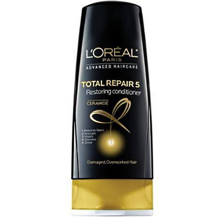 L'Oreal Paris Advanced Haircare Total Repair 5 Restoring Conditioner / Conditioner | Beauty Wellbeing