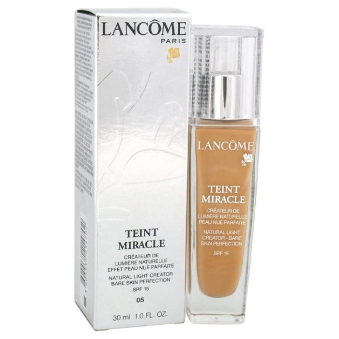Teint Miracle Natural Light Creator SPF 15 - # 05 Beige Noisette | Beauty Wellbeing
