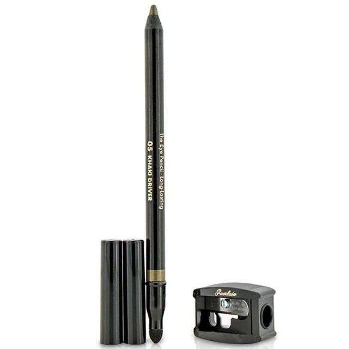The Kohl Contour Water-Resistant Eye Pencil - # 05 Khaki Driver | Beauty Wellbeing