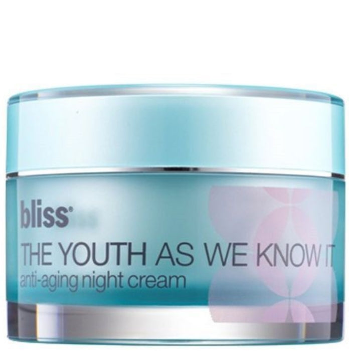 The Youth As We Know It Anti-Aging Night Cream 50ml/1.7oz | Beauty Wellbeing