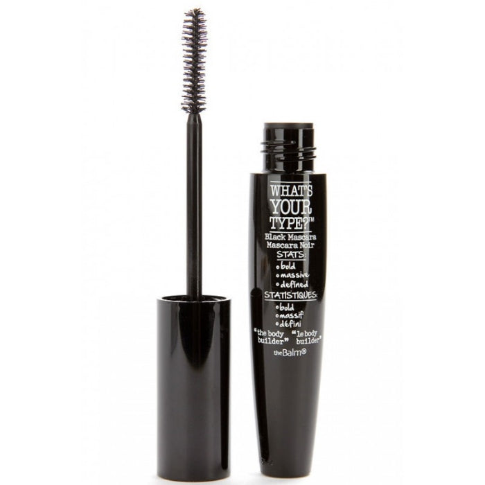 What's Your Type? The Body Builder Mascara - Black