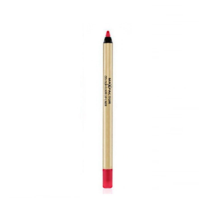 Max Factor Colour Elixir Lip Liner - # 10 Red Rush / Lip Liner | Beauty Wellbeing