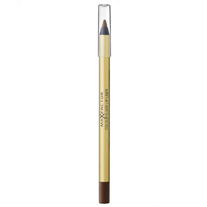 Max Factor Colour Elixir Lip Liner - # 16 Brown 'n' Bold 1.2g / Lip Liner | Beauty Wellbeing