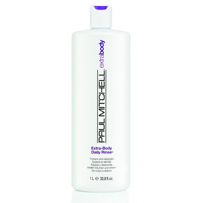 Extra Body Daily Rinse Conditioner Paul Mitchell
