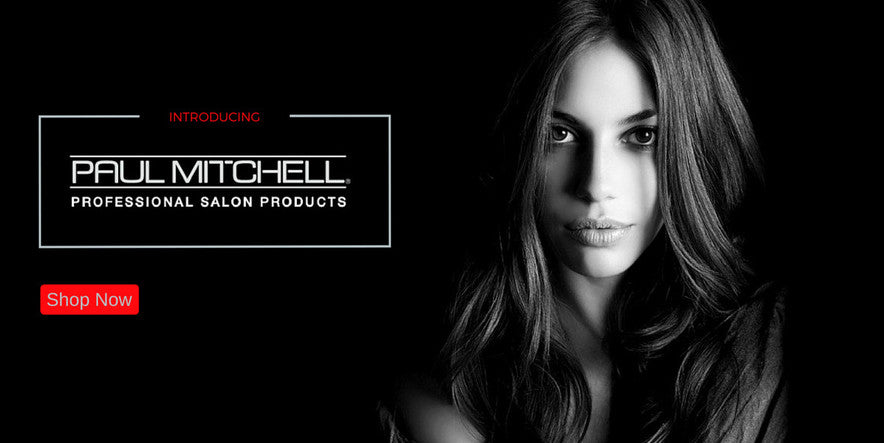 Paul Mitchell Hair Salon Products
