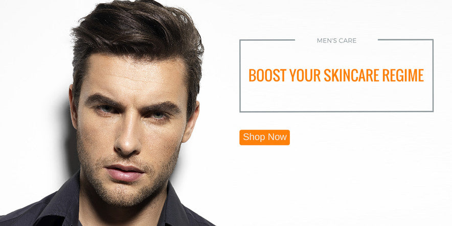 Beauty Products For Men's Skin Care