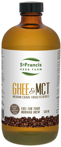 Ghee + MCT  Oil - 500ml