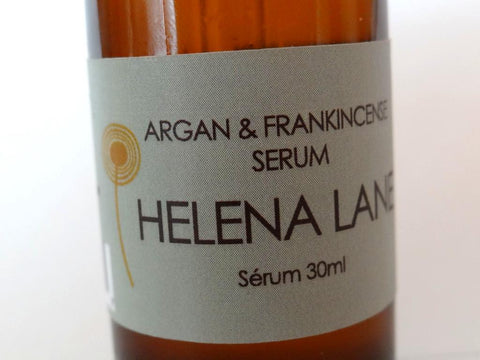 Helena Lane - Frankincense & Argan Serum 30ml - $30 - HOTRO.ca