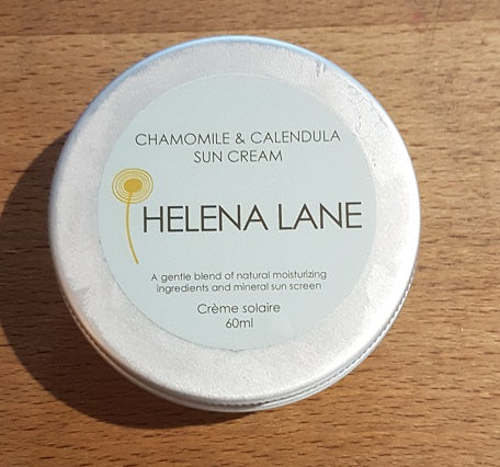 Helena Lane - Chamomile & Calendula Sun Cream 60ml