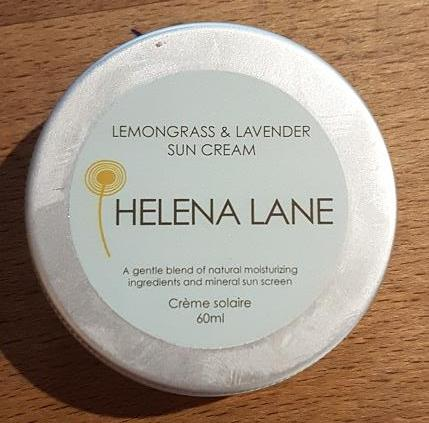 Helena Lane - Lime & Lavender Sun Cream 60ml - $19.99