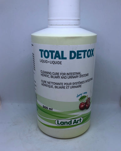 Total Detox Liquid Cherry - Land Art