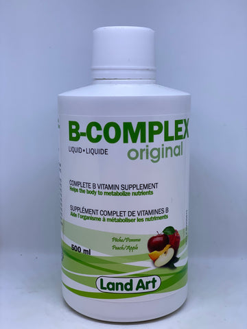 B Complex Original - Apple & Peach