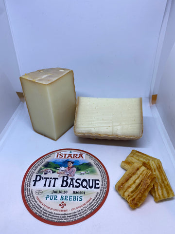 P'tit Basque Sheep's Cheese (Petit Basque)