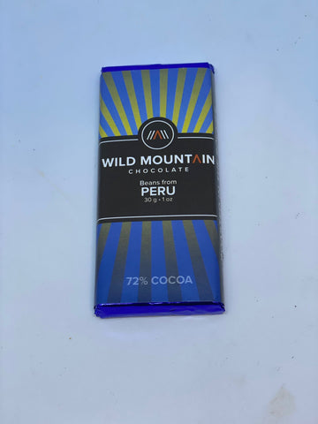 Wild Mountain Chocolate Bar (choose your favourite below)