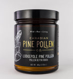Canadian Pine Pollen - Lodgepole Pine