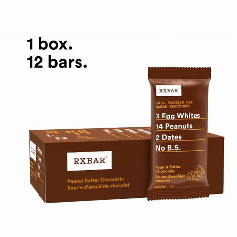 RXBar - Peanut Butter Chocolate