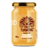 Naledo Truly Turmeric Whole Root Turmeric Paste with black pepper (two sizes)