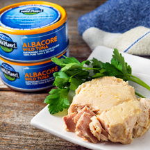 Wild Planet - Wild Albacore Tuna (low sodium)