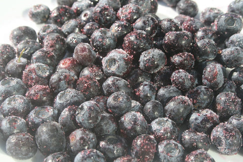 NO Spray FROZEN Gelderman Farms Blueberries 1KG - HOTRO.ca