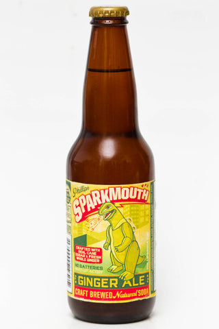 Phillips Sparkmouth Ginger Ale 355 ml - HOTRO.ca - 1