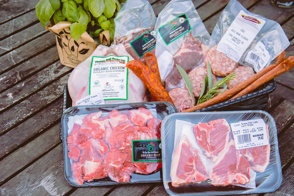 The Paleo Pack Grocery Box