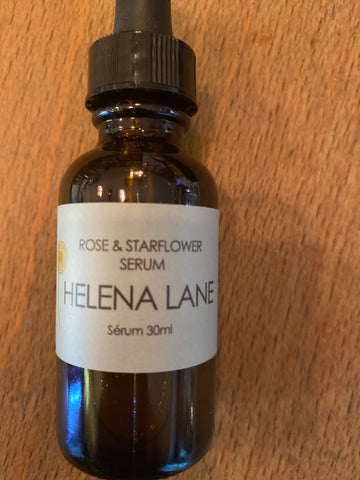 Rose and Starflower Serum 30ml