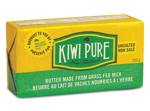 Kiwi Pure Grass Fed Butter