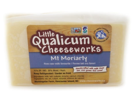 Mt. Moriarty Cheese - Little Qualicum Cheeseworks
