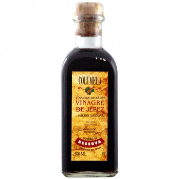 Columela Sherry Vinegar (Aged 30 years) - HOTRO.ca