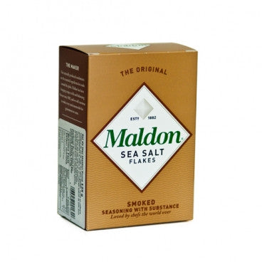 Smoked Maldon Sea Salt - 125g - $11.99 - HOTRO.ca