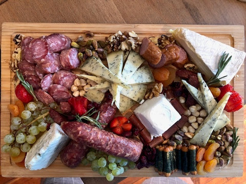 $100 Meat & Cheese Platter