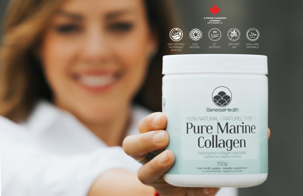 TruMarine Matcha with Collagen