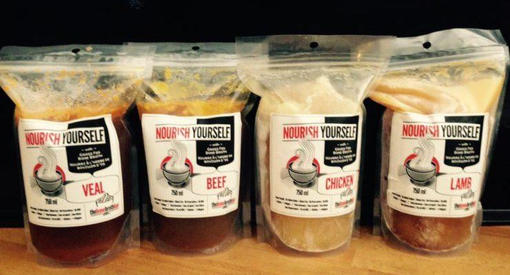Nourish Yourself with Chef Allens Bone Broth
