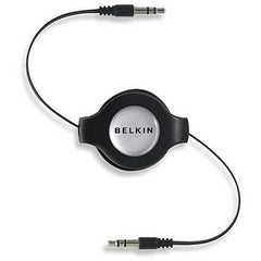 BELKIN IPH/IPOD/MP3 3.5MM/3.5MM RETRACT CABLE