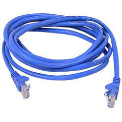 BELKIN BLUE CAT6 SNAGLESS PATCH CABLE
