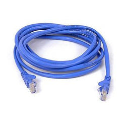 BELKIN 2M BLUE CAT5E SNAGLESS PATCH CABLE