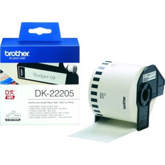 BROTHER Bro DK-Tape DK22205 62mm x 30.48m