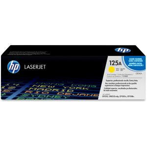 HP 125A YELLOW LJ TONER CART CB542A
