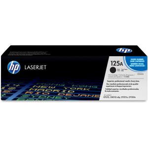 HP 125A BLACK LJ TONER CART CB540A