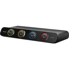 BELKIN SOHO 4PORT KVM SWITCH DVI & USB