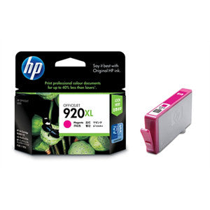 HP 920XL MAGENTA INK CART CD973AA