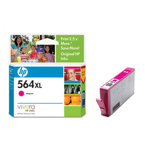 HP 564XL MAGENTA INK CART CB324WA